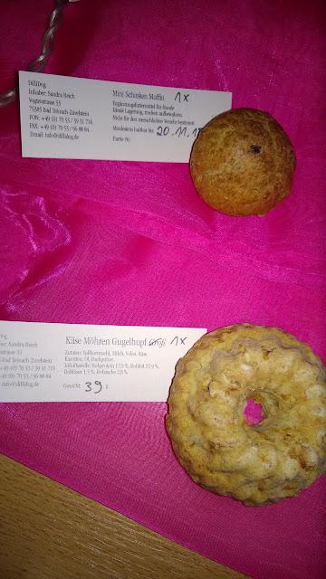 Hunde Guglehupf und Muffin