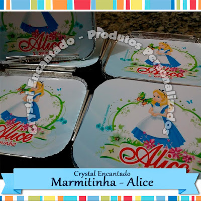 Marmitinha Alice