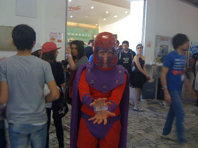 Cosplay Comicon 2012