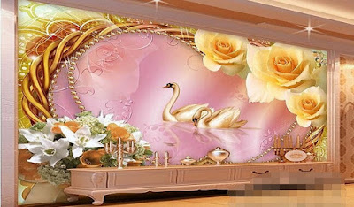 3D wall murals for modern homes 3D wallpaper images 2019
