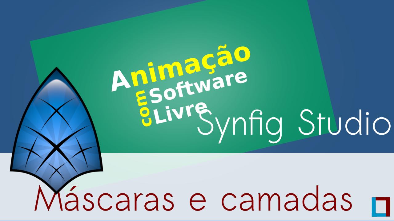 Criando uma animação com o Synfig Studio