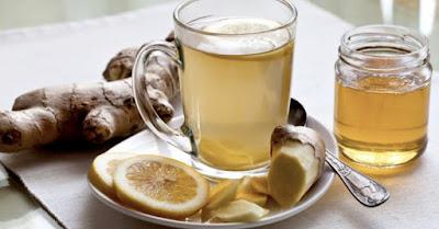 Ginger Tea Aids Digestion