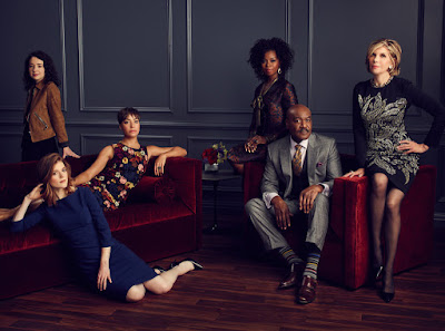 The Good Fight Series Cast Image