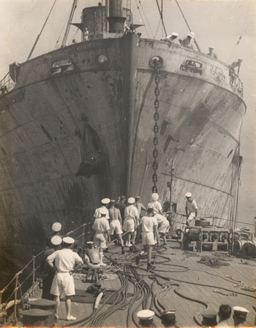 HMAS Hobart 14 June 1941 worldwartwo.filminspector.com