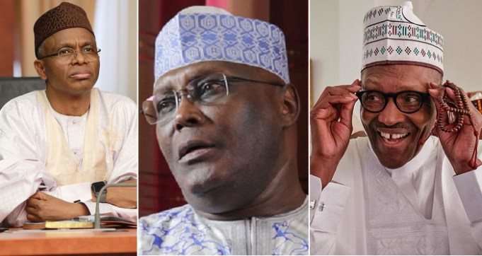 Image result for You defeated Buhari in Kaduna in your dream' — el-Rufai mocks Atiku