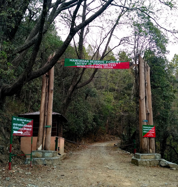 Mahesh khan bhowali uttarakhand