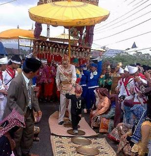 Kearifan Lokal Suku Lampung Yang Tetap Lestari Dan Terjaga