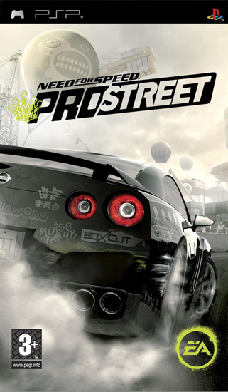 Need For Speed - Prostreet - PSP - ISO Download