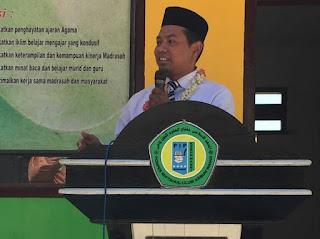 Guru Madrasah Terpencil Juarai LKTI Guru se-Jawa Timur