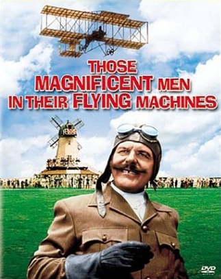 Those Magnificent Men in their Flying Machines [1965] [DVDR] [NTSC] [Latino]