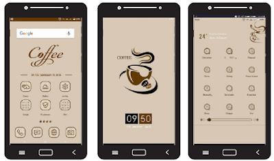 Download Theme I Love Coffee Whit Milk Mtz Terbaru By Phien seuri.