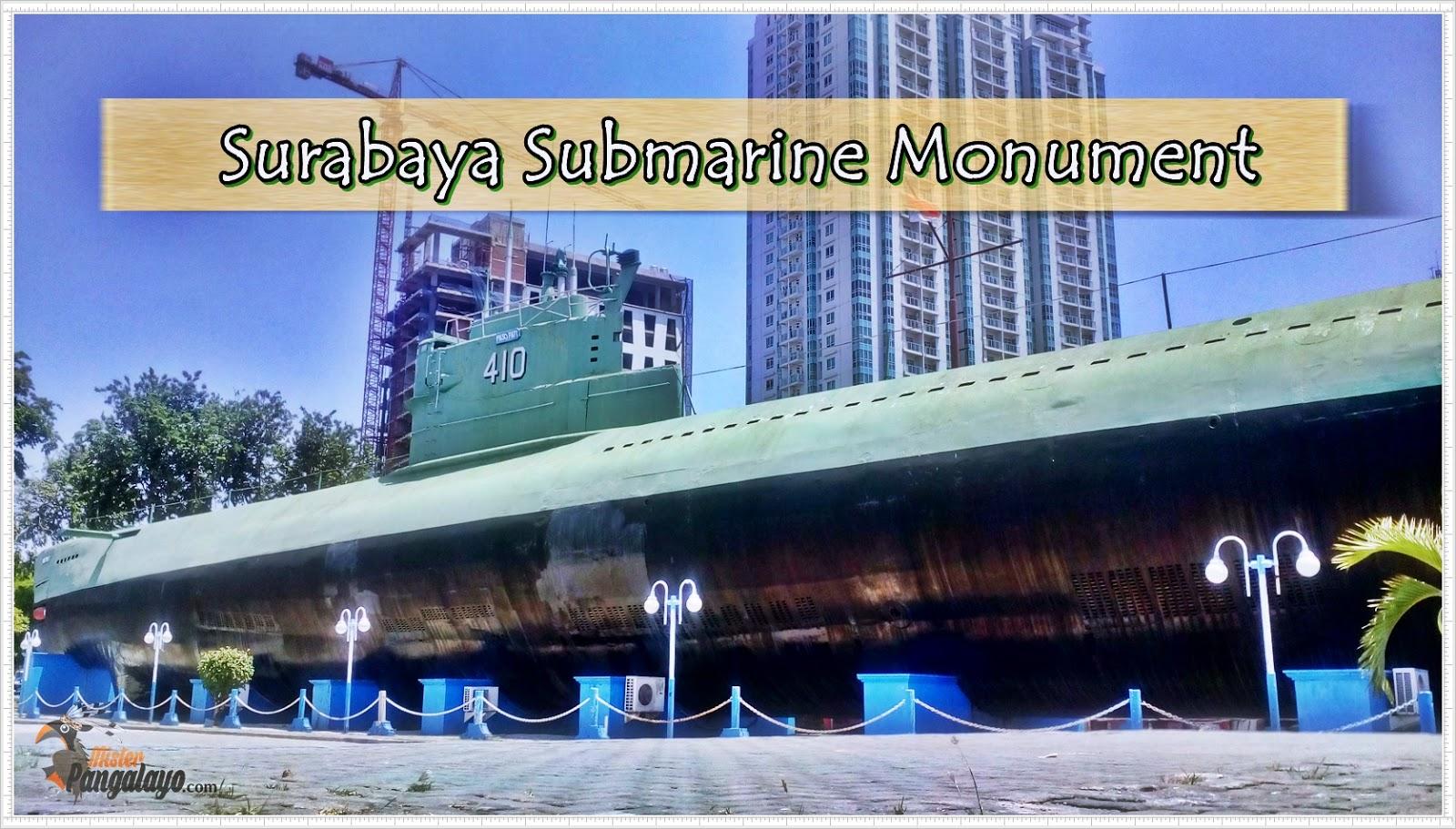 Terdampar di Museum Kapal Selam Surabaya