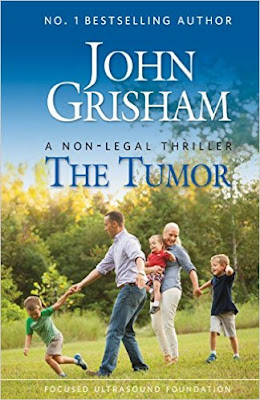 Book News, John Grisham, A Non Legal Thriller: The Tumor, Book Scoop, InToriLex