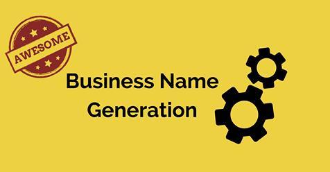 Free Course -Business Name Generation:How To Come Up With Killer Name For Your Business