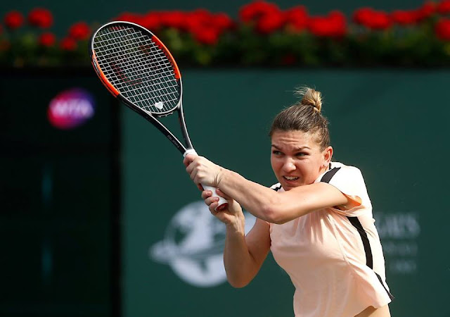 Indian Wells 2018 Simona Halep Kristyna Pliskova 6-4 6-4 VIDEO WTA Highlights youtube simona halep indian wells 2018 bnp paribas open 10 martie 2018 simona halep video wta highlights youtube indian wells 2018