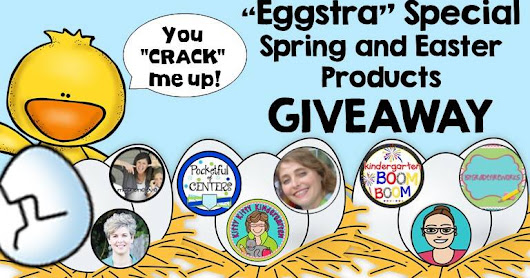 Would you love to win 7 great spring resources? #KinderFriends Giveaway