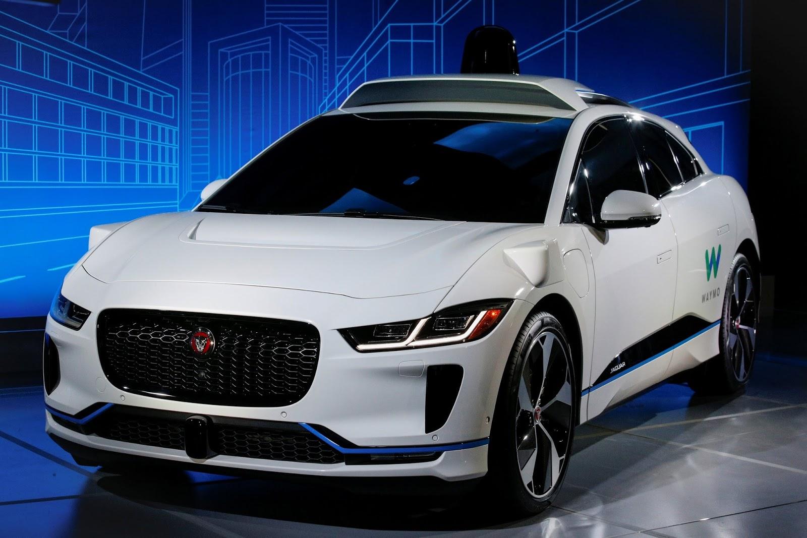 39dfc01df Jaguar Land Rover e a Alphabet juntas no mercado de carro elétrico