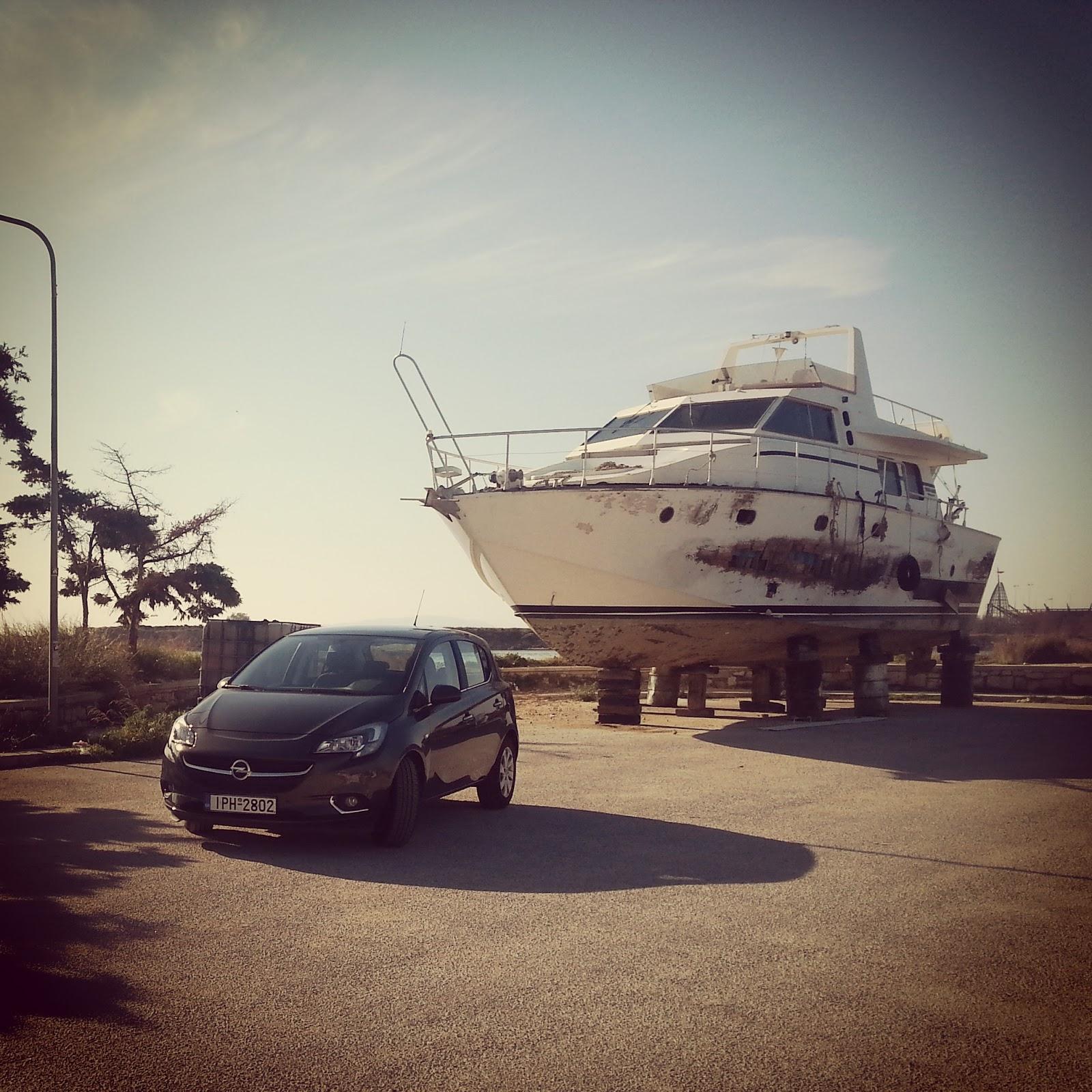 f77 Δοκιμάζουμε το Opel Corsa 1,3 diesel