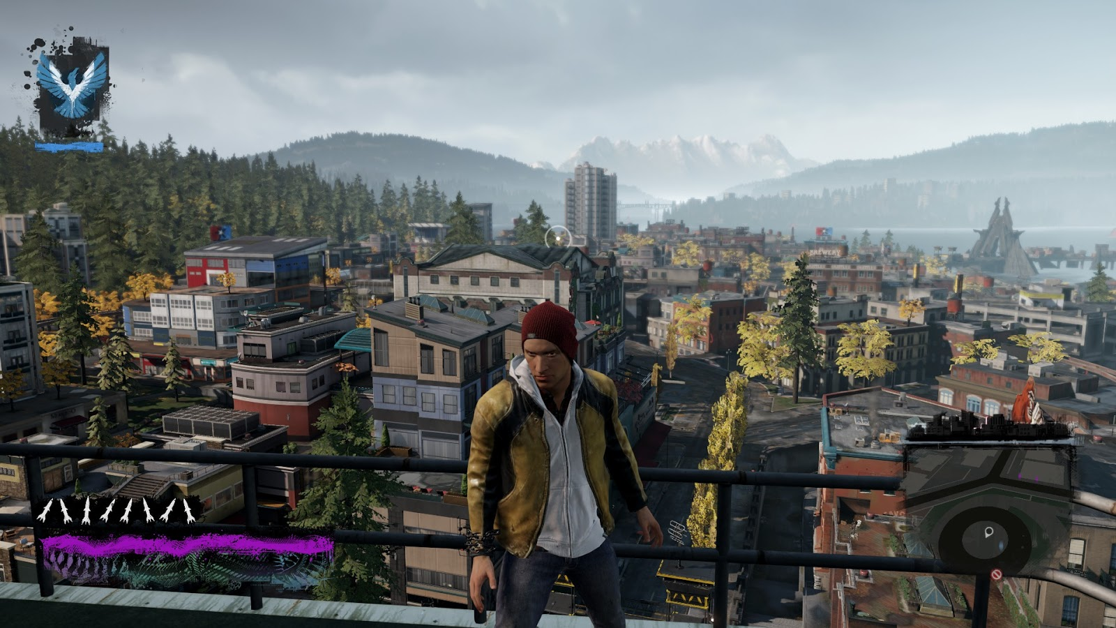 Bentendo Blog: inFAMOUS Second Son on infamous blast shard map, infamous second son queen anne map, infamous second son seattle flag, infamous second son district map, minecraft seattle map, infamous second son city map, infamous 2 map, seattle science center map, infamous second son game map,