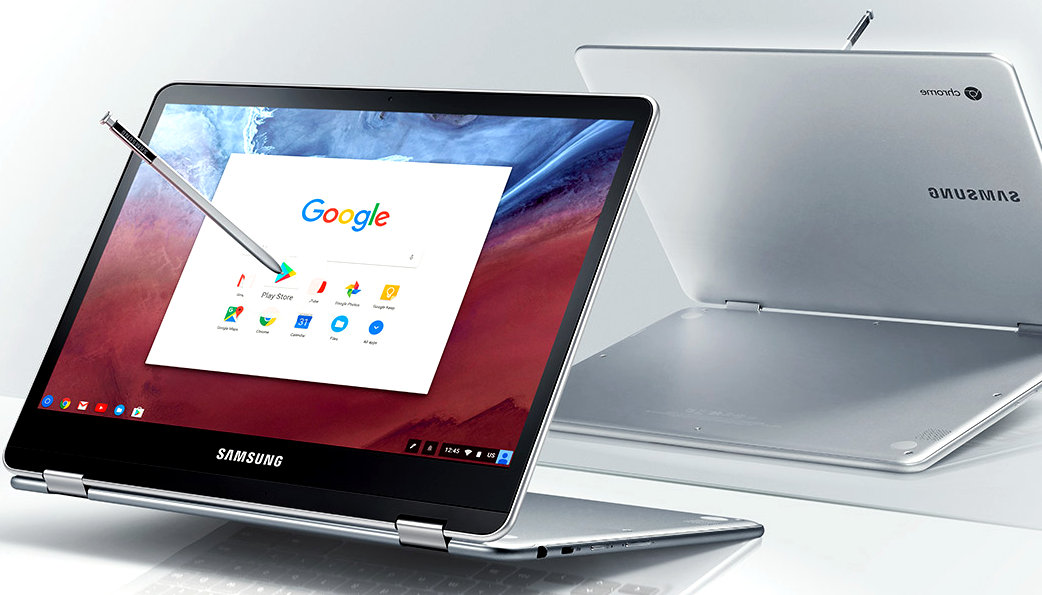 Samsung Chromebook Pro Has 12.3-inch 360-Degree Rotating Touch Display & Pen stylus