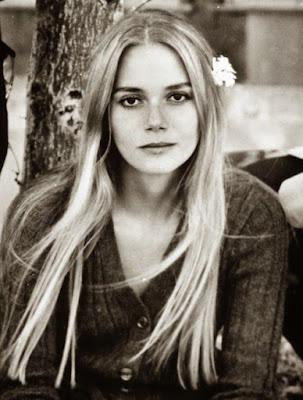 Fotos jovens da atriz Peggy Lipton
