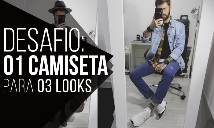 Vocês já viram lá no Instagram do Macho Moda os looks que estou montando  todo mês em parceria com a Hering  Já teve Visual Business Casual, com  Camiseta por ... 88750a551b