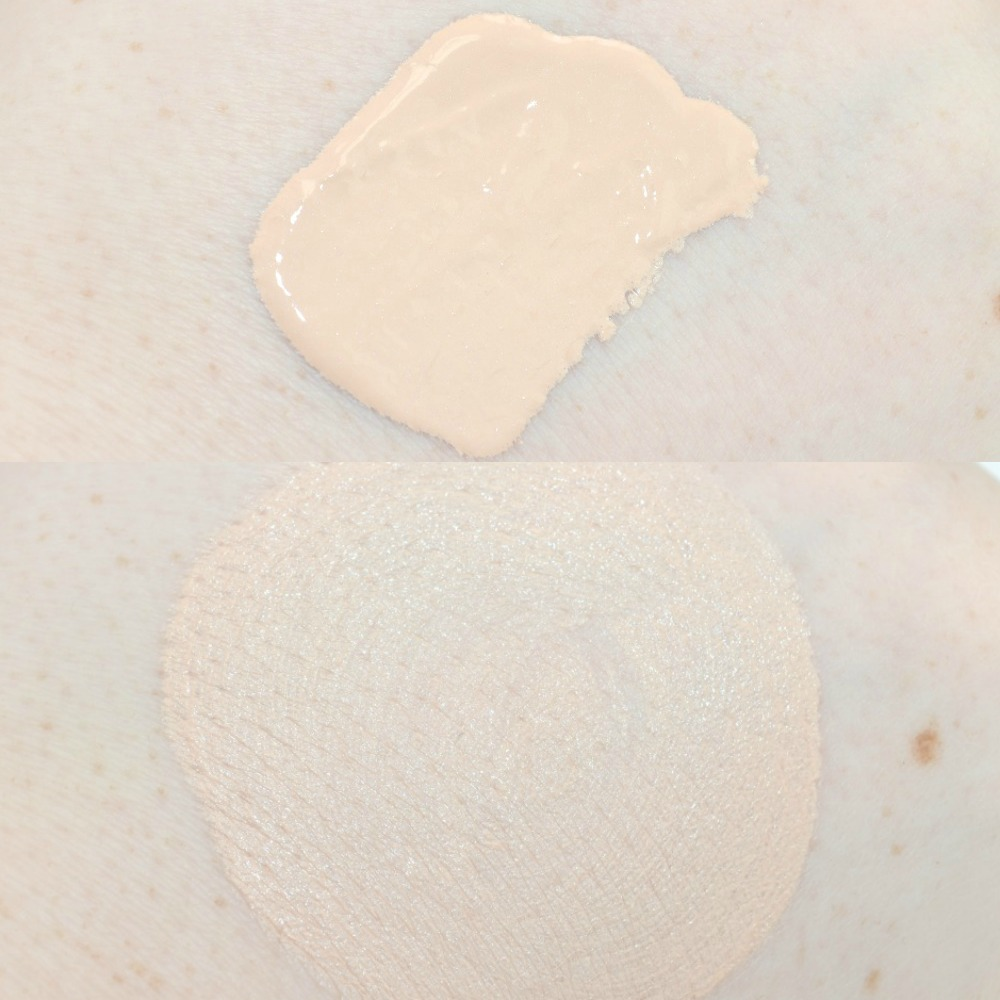 Rimmel Wake Me Up Foundation in Light Porcelain Review / Swatches