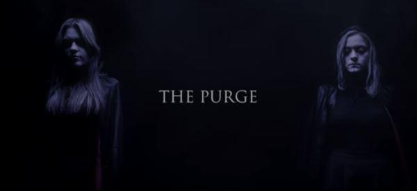 "MEDEN AGAN: Το video του νέου κομματιού ""The Purge"""