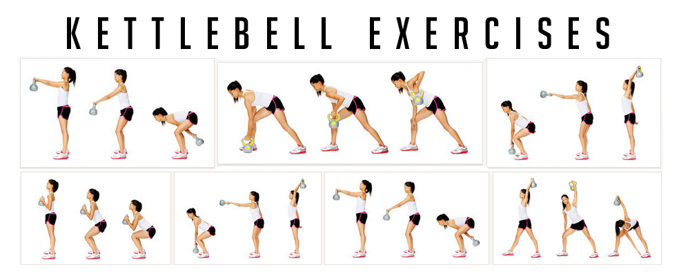 Floor Exercises With Kettlebells