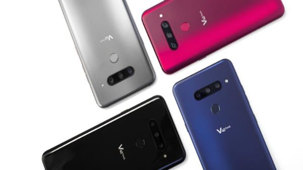 LG unveils LG V40 ThinQ – Professional Edition: Written and video annotations