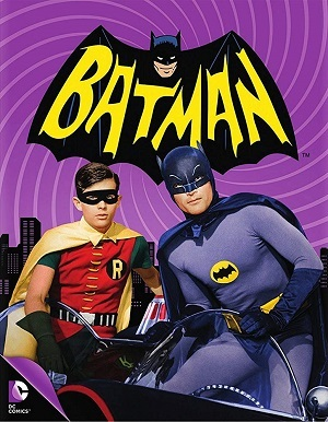 Batman e Robin - 1ª Temporada poster e capa torrent download