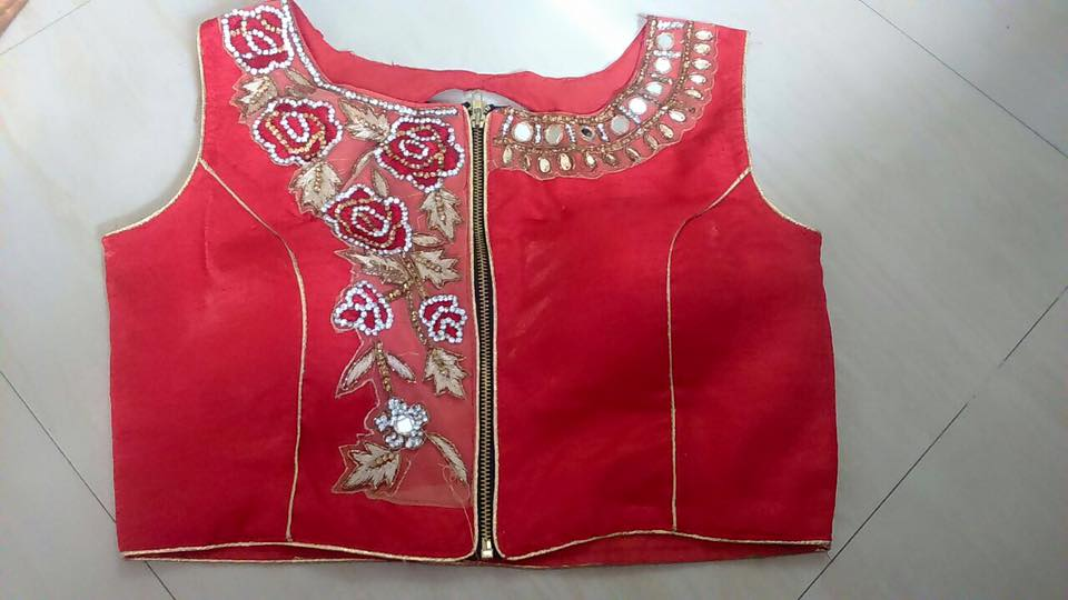 exclusive designer readymade blouses