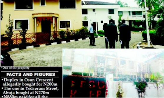 See Properties EFCC Said They Traced To Fayose; to seek order for total forfeiture