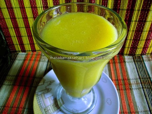 Cara Membuat Jus Lemon Segar Spesial Yang Sehat