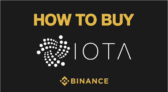 Binance IOTA
