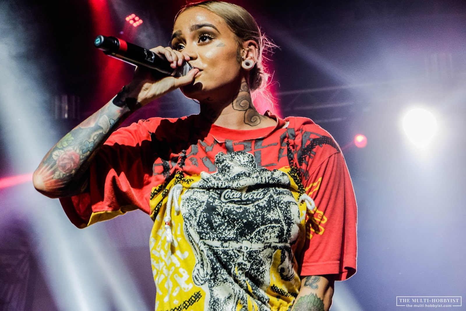 Kehlani Live in Manila 2018 featuring Jess Connelly at The Island PH