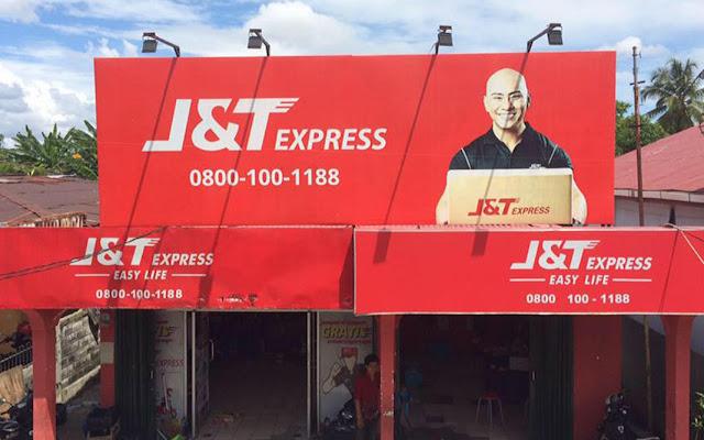 J&T Express di Yogyakarta
