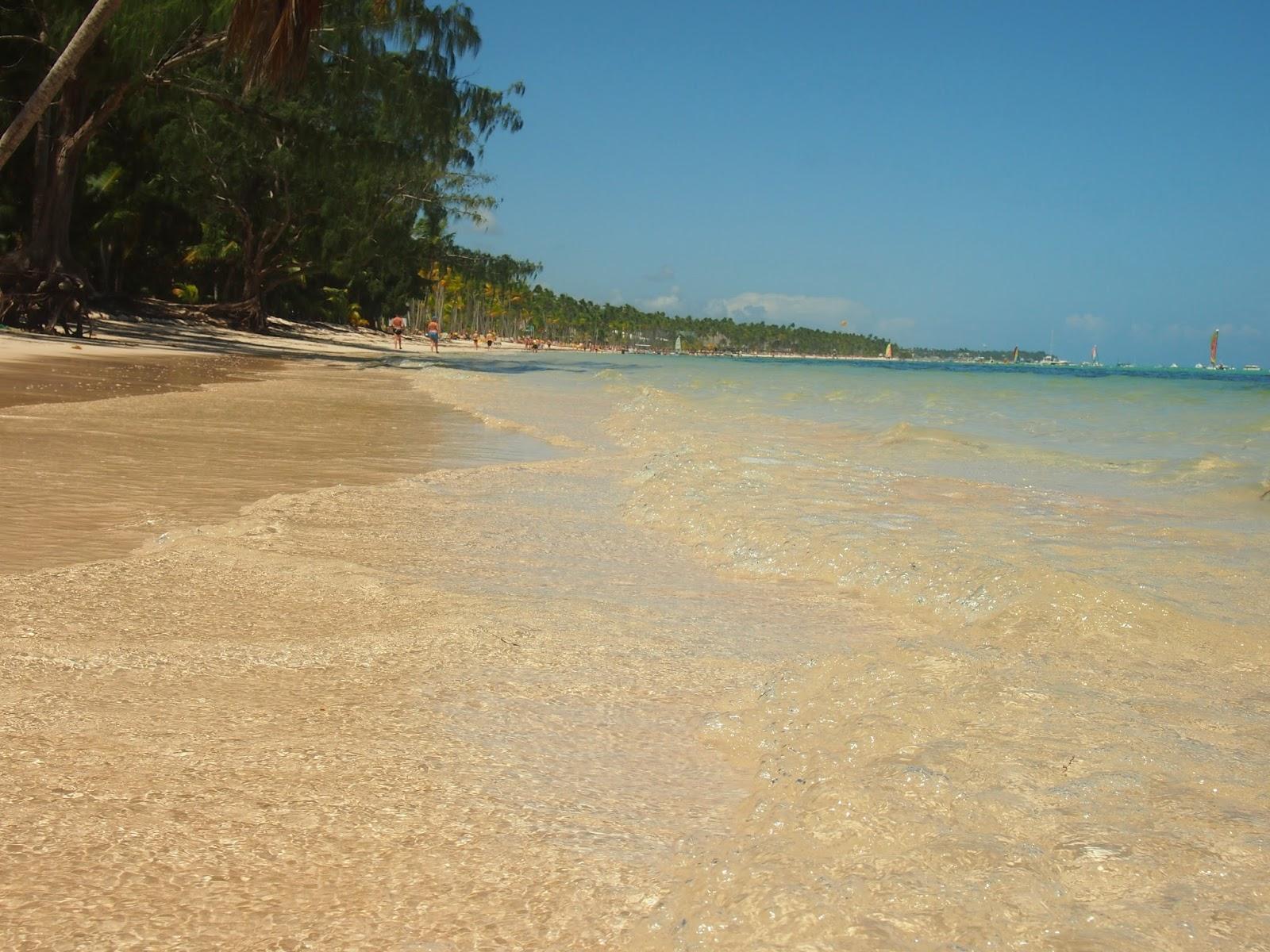 プンタカナのキレイな海(海外ビーチリゾート持ち物)