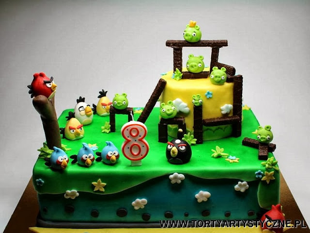 angry birds tort
