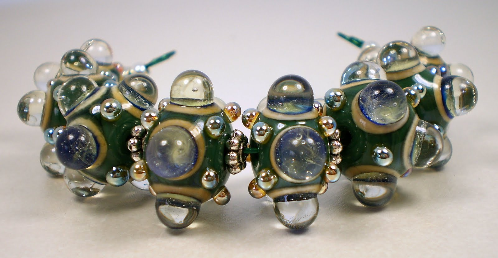 Pendragonfyre Tales - A Journey of Life Through Lampwork Glass: May 2012