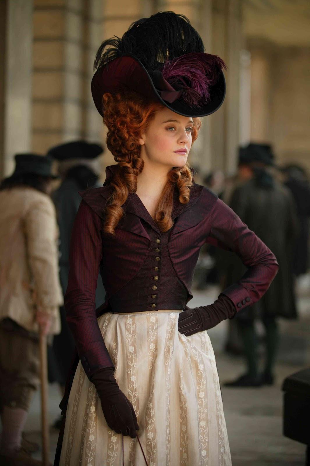 Elegance Of Fashion Sunday Character Costumes Highlight
