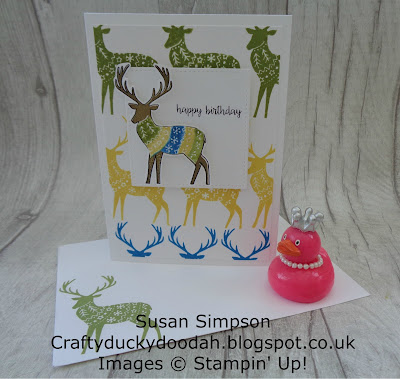 Craftyduckydoodah!, Merry Patterns, SBTD Blog Hop, Stampin' Up! UK Independent  Demonstrator Susan Simpson, Supplies available 24/7 from my online store,