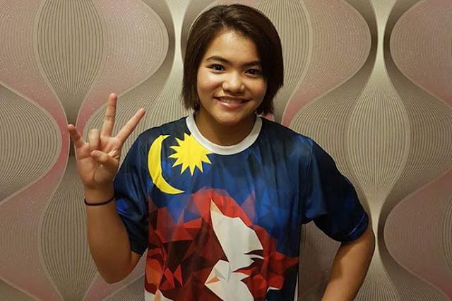 Biodata Nur Dhabitah Sabri Atlet Penerjun Muda Negara