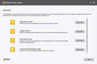 تحميل, برنامج, Norton ,Power ,Eraser, لحذف, الفيروسات