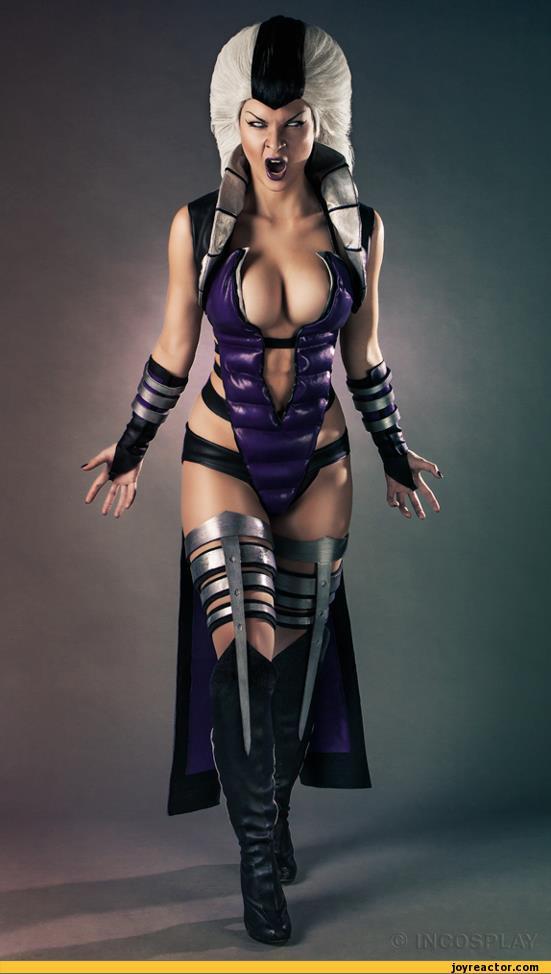 cosplay sindel Mortal kombat
