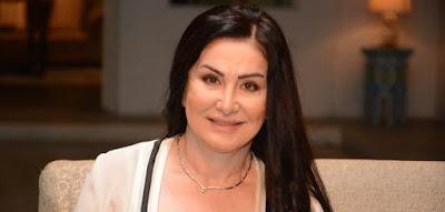 الفنانة وفاء سالم