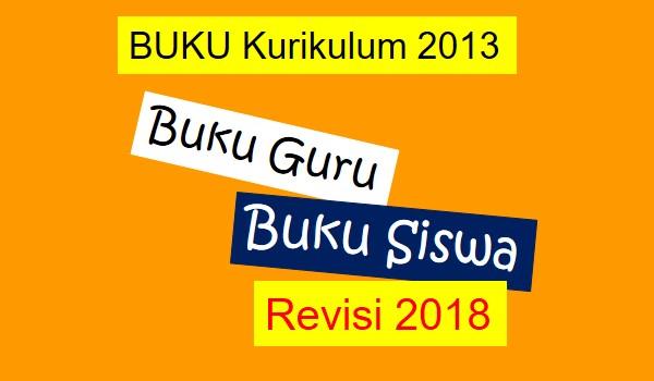 Download Buku Kurikulum 2013 SD Kelas 3 Revisi 2018