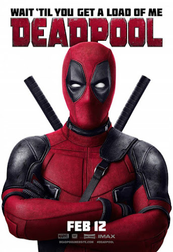 Deadpool (2016) HDTS Subtitle Indonesia