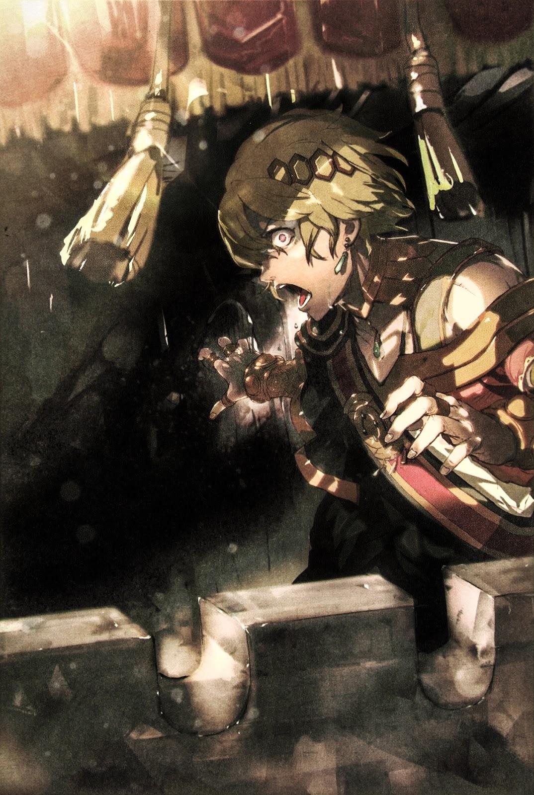 Overlord Novela Ligera: Overlord v10 c3
