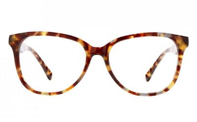 Bon Look montures lunettes Fancy Pants Dressy Tortoise